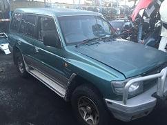 1997 Mitsubishi Pajero Wagon - Brisbane