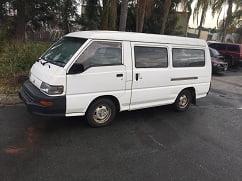 2001Mitsubishi L300 Van - Brisbane