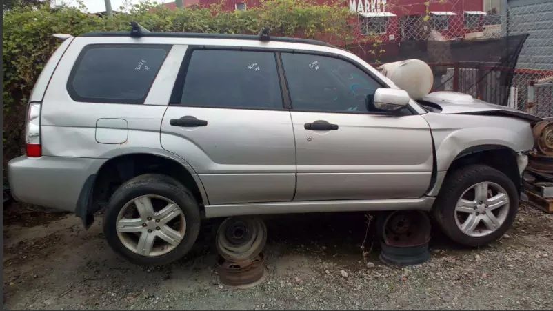 2005 Subaru Forester Parts From $25 - Brisbane